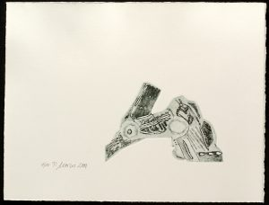 Heimat Tiefdruck von Petra Moiser
