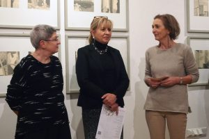 Eröffnung Herzstücke von Petra Moiser